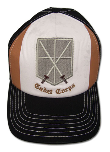Attack On Titan - Cadet Corps Cap officially licensed Attack On Titan Hats, Caps & Beanies product at B.A. Toys.