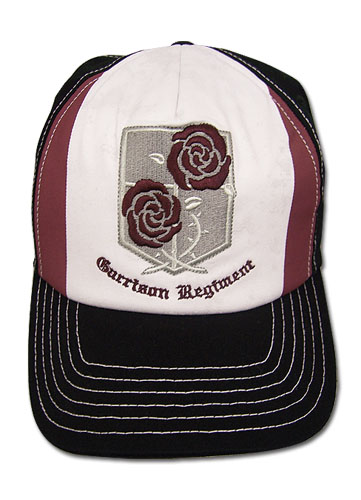 Attack On Titan - Garrison Regiment Cap, an officially licensed product in our Attack On Titan Hats, Caps & Beanies department.