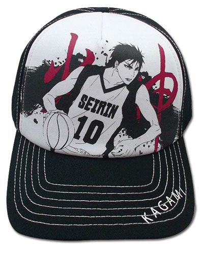Kuroko'S Basketball - Kagami Cap officially licensed Kuroko'S Basketball Hats, Caps & Beanies product at B.A. Toys.