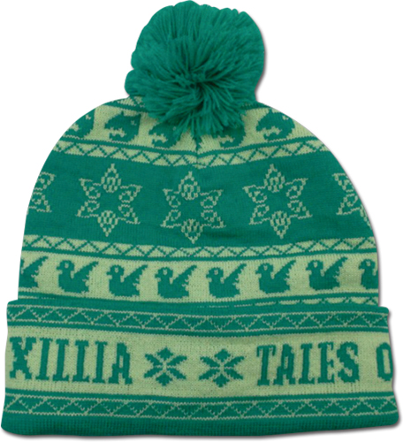 Tales Of Xillia - Snowflake Beanie officially licensed Tales Of Xillia Hats, Caps & Beanies product at B.A. Toys.