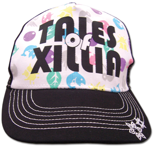 Tales Of Xillia - Items Icons Cap officially licensed Tales Of Xillia Hats, Caps & Beanies product at B.A. Toys.