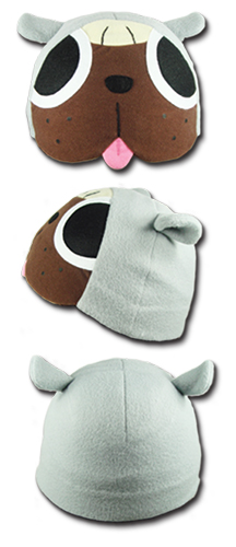Kill La Kill - Gattsu Fleece Cap officially licensed Kill La Kill Hats, Caps & Beanies product at B.A. Toys.