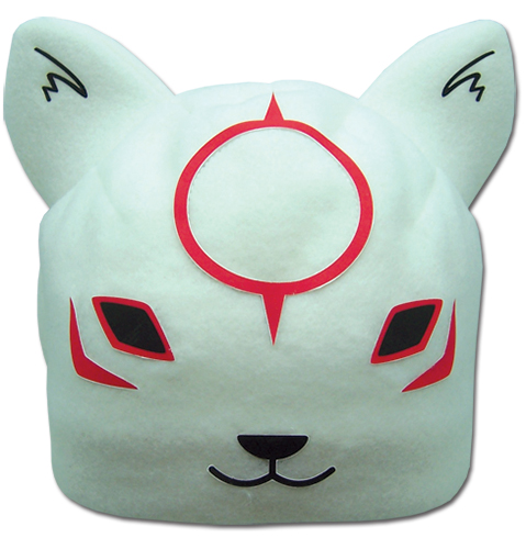 Okami - Den - Chibiterasu Fleece Cap officially licensed Okamiden Hats, Caps & Beanies product at B.A. Toys.