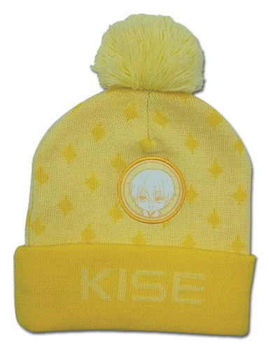Kuroko'S Basketball - Kise Beanie officially licensed Kuroko'S Basketball Hats, Caps & Beanies product at B.A. Toys.