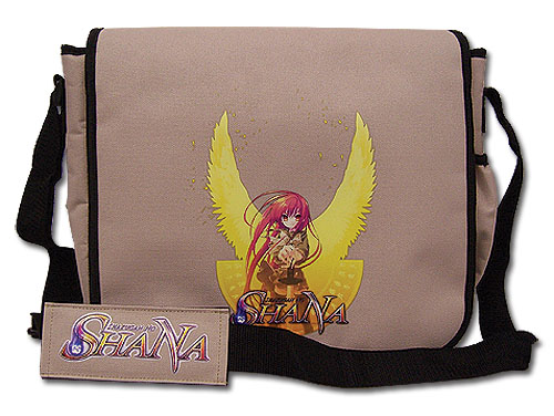 Shakugan No Shana Messenger Bag, an officially licensed product in our Shakugan No Shana Bags department.