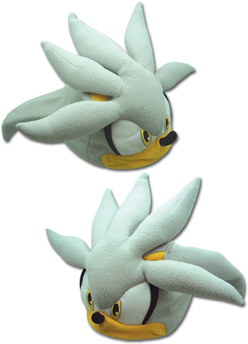 Sonic The Hedgehog - Silver Fleece Cap officially licensed Sonic Hats, Caps & Beanies product at B.A. Toys.