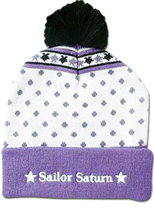 Sailor Moon - Sailor Saturn Beanie, an officially licensed product in our Sailor Moon Hats, Caps & Beanies department.