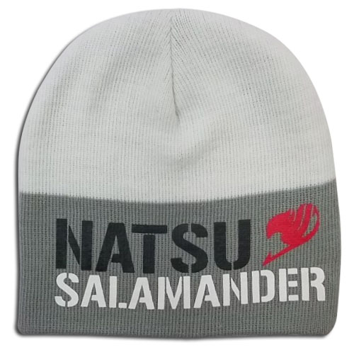 Fairy Tail - Natsu Beanie officially licensed product at B.A. Toys.
