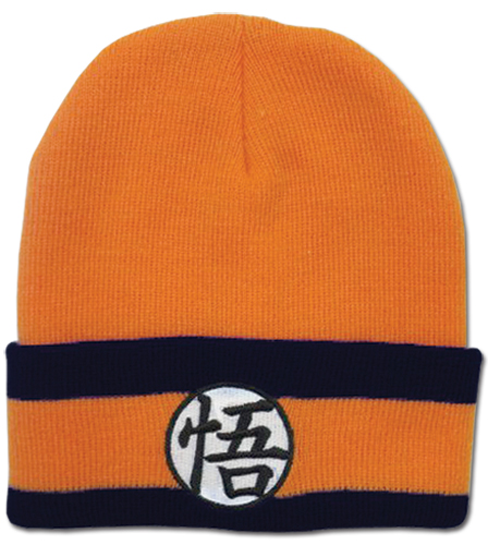 Dragon Ball Z - Goku Icon Beanie officially licensed Dragon Ball Z Hats, Caps & Beanies product at B.A. Toys.