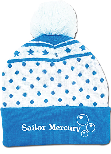 Sailor Moon - Sailor Mercury Beanie, an officially licensed product in our Sailor Moon Hats, Caps & Beanies department.