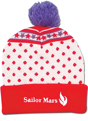 Sailor Moon - Sailors Mars Beanie, an officially licensed product in our Sailor Moon Hats, Caps & Beanies department.