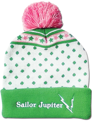 Sailor Moon - Sailor Jupiter Beanie, an officially licensed product in our Sailor Moon Hats, Caps & Beanies department.