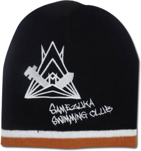 Free! - Samezuka Sc Beanie officially licensed Free! Hats, Caps & Beanies product at B.A. Toys.