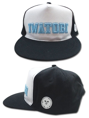 Free! - Iwatobi Fitted Cap, an officially licensed Free Cap