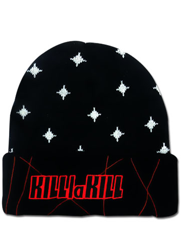Kill La Kill - Rivets Beanie officially licensed Kill La Kill Hats, Caps & Beanies product at B.A. Toys.