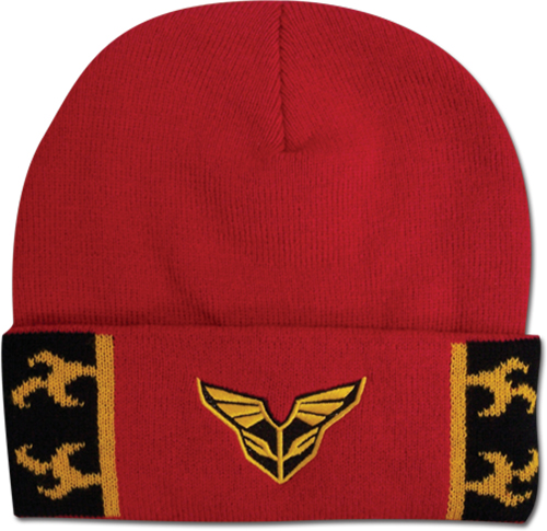 Gundam Uc - Sinanju Beanie officially licensed Gundam Uc Hats, Caps & Beanies product at B.A. Toys.