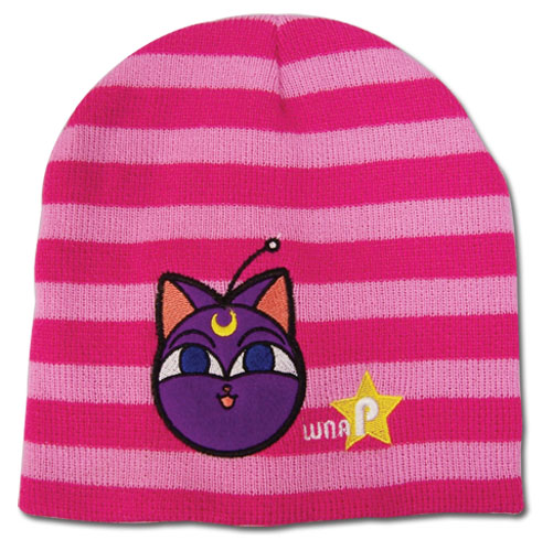 Sailor Moon -- Luna P Beanie, an officially licensed product in our Sailor Moon Hats, Caps & Beanies department.