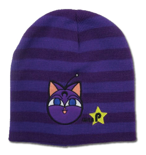 Sailor Moon - Luna P Black Moon Beanie, an officially licensed product in our Sailor Moon Hats, Caps & Beanies department.
