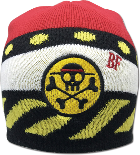 One Piece - General Franky Beanie officially licensed One Piece Hats, Caps & Beanies product at B.A. Toys.