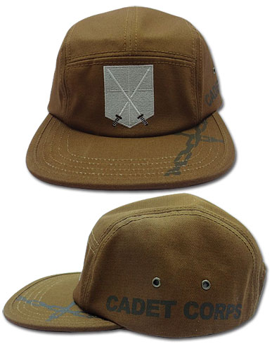 Attack On Titan - Cadet Corps Cap, an officially licensed product in our Attack On Titan Hats, Caps & Beanies department.