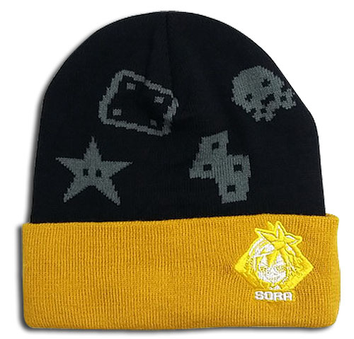 No Game No Life - Sora Sd Beanie officially licensed No Game No Life Hats, Caps & Beanies product at B.A. Toys.