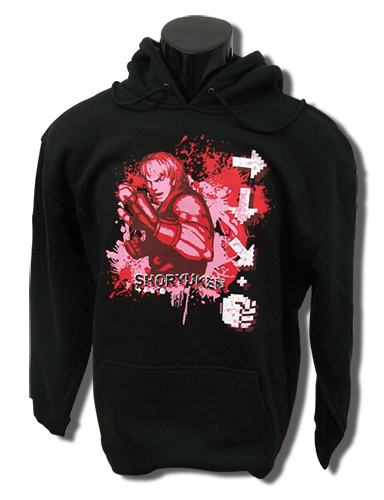 Super Street Fighter Iv- Ken Shoryuken Hooedie XXL, an officially licensed product in our Super Street Fighter Hoodies department.