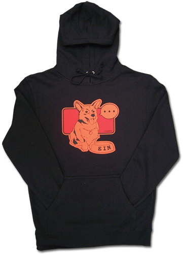 Cowboy Bebop Ein Hoodie XXL, an officially licensed product in our Cowboy Bebop Hoodies department.