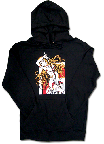 Sword Art Online Asuna Hoodie XXL, an officially licensed product in our Sword Art Online Hoodies department.