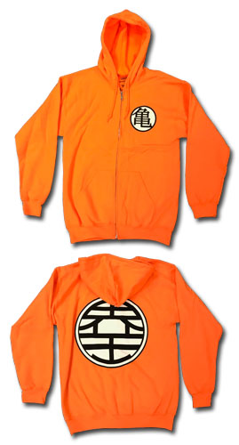 Dragon Ball Z - Kame Symbol Hoodie L, an officially licensed product in our Dragon Ball Z Hoodies department.