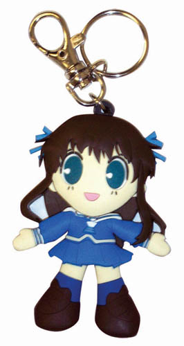 Fruits Basket Tohru Pvc Key Chain officially licensed product at B.A. Toys.
