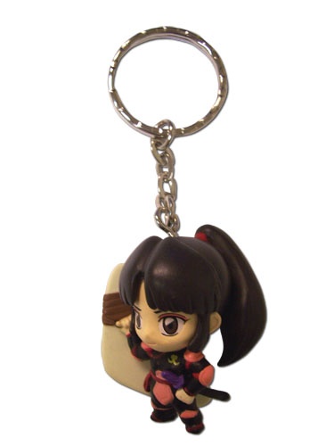Inuyasha Sango Sd 3D Key Chain, an officially licensed product in our Inuyahsa Key Chains department.