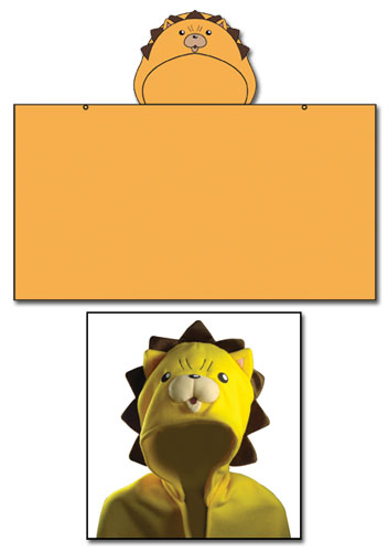 Bleach Kon Hooded Blanket officially licensed Bleach Blankets & Linen product at B.A. Toys.