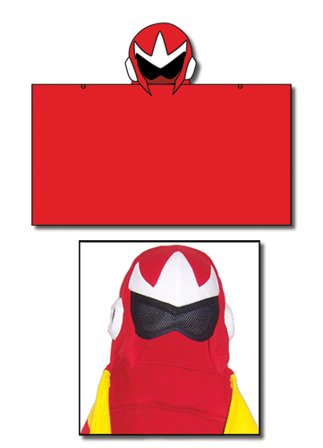 Mega Man - Proto Man Hooded Throw Blanket officially licensed product at B.A. Toys.