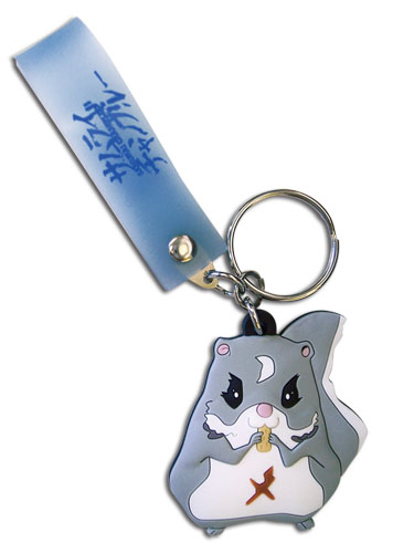 Samurai Champloo Momo Pvc Key Chain, an officially licensed product in our Samurai Champloo Key Chains department.