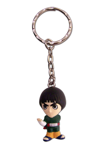 Naruto Lee 3D Sd Key Chain, an officially licensed product in our Naruto Key Chains department.