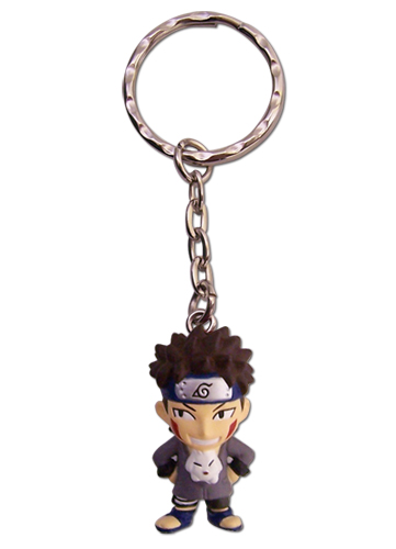 Naruto Kiba 3D Sd Key Chain, an officially licensed product in our Naruto Key Chains department.