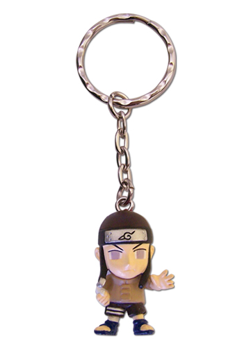 Naruto Neji 3D Sd Key Chain, an officially licensed product in our Naruto Key Chains department.