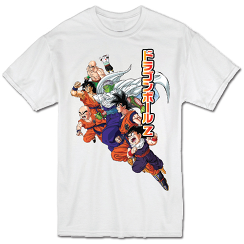 Dragon Ball Z - Senshi Men's T-Shirt L officially licensed Dragon Ball Z T-Shirts product at B.A. Toys.
