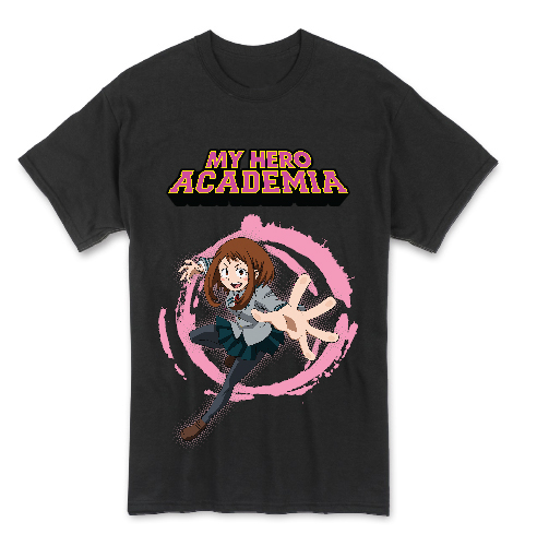 My Hero Academia - Ochaco T-Shirt S, an officially licensed product in our My Hero Academia T-Shirts department.