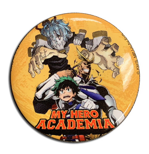 My Hero Academia - Group Button 1.25