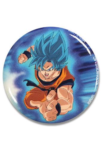 Dragon Ball Super Broly - Ssgss Goku Button 1.25