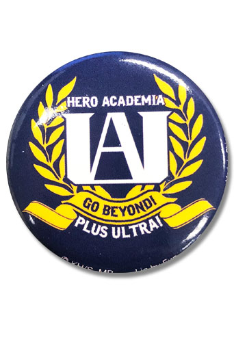 My Hero Academia - Ua Logo Button 1.25