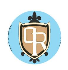 Ouran High School Host Club - School Emblem Button 1.25