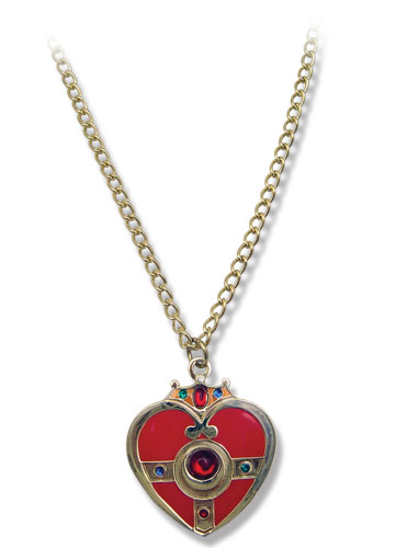 Sailormoon S Cosmic Heart Necklace, an officially licensed product in our Sailor Moon Jewelry department.