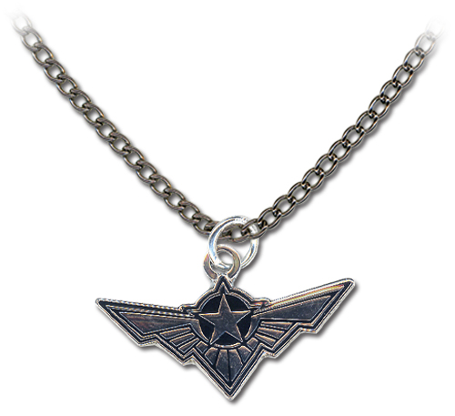 Star Driver Emblem Necklace, an officially licensed product in our Star Driver Jewelry department.