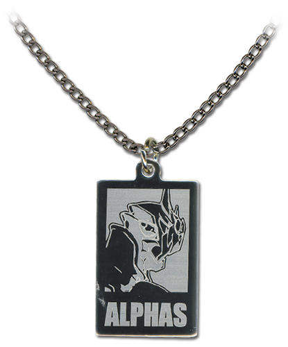 Zetman Alphas Necklace, an officially licensed product in our Zetman Jewelry department.