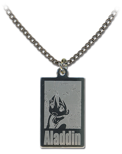 Magi Aladdin Necklace, an officially licensed product in our Magi Jewelry department.