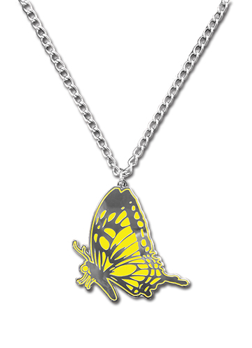 Blast Of Tempest Monarch Butterfly Necklace, an officially licensed product in our Blast Of Tempest Jewelry department.