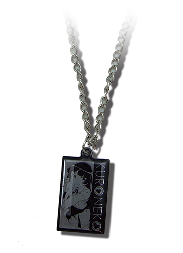 Oreimo 2 - Kuroneko Necklace, an officially licensed product in our Oreimo Jewelry department.