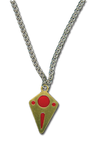 Tales Of Symphonia - Zelos Ex-Sphere Necklace, an officially licensed product in our Tales Of Symphonia Jewelry department.
